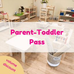 Pass Parent Toddler