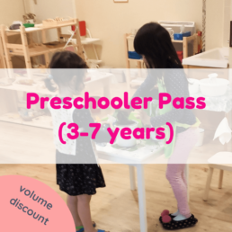 Pass Preschooler
