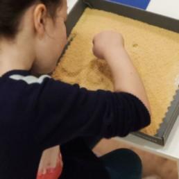 SandpaperLetters